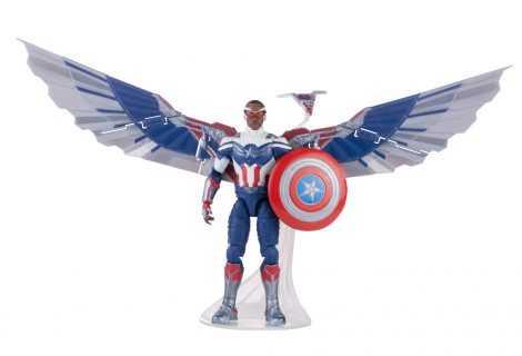 The Falcon and the Winter Soldier: ecco dove acquistare le nuove action figure Hasbro