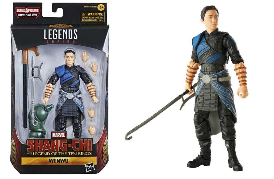 Shang-Chi: aperti i preordini delle figure Hasbro Marvel Legends