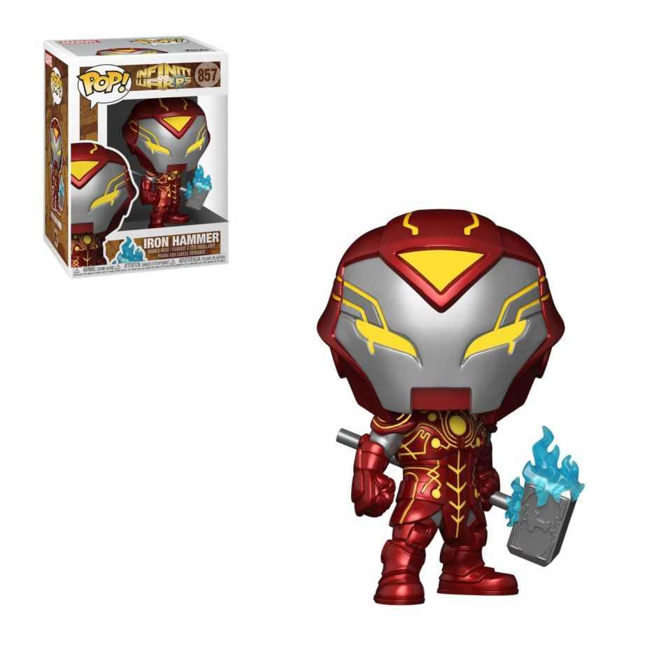 Funko POP: ecco le nuove figure Infinity Warps a tema Marvel!