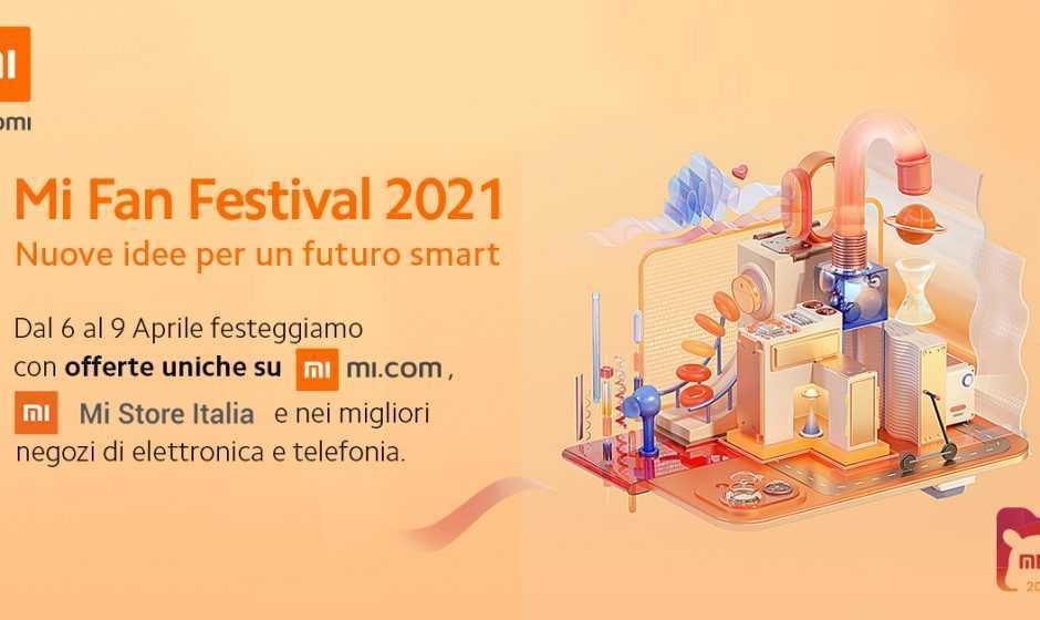 Xiaomi Live Show e Mi Fan Festival: le migliori offerte