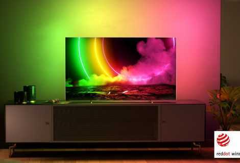 Philips TV & Sound: premiato con quattro riconoscimenti ai Red Dot Award 2021