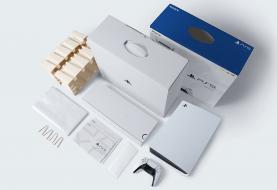 PS5: l'imballaggio è completamente riciclabile