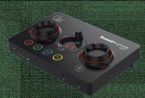 Creative: è in arrivo il nuovo DAC Sound Blaster GC7