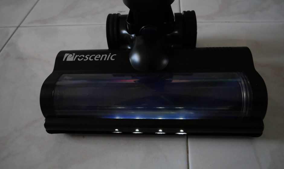 Recensione Proscenic P10 Pro: un aspirapolvere senza fili sorprendente