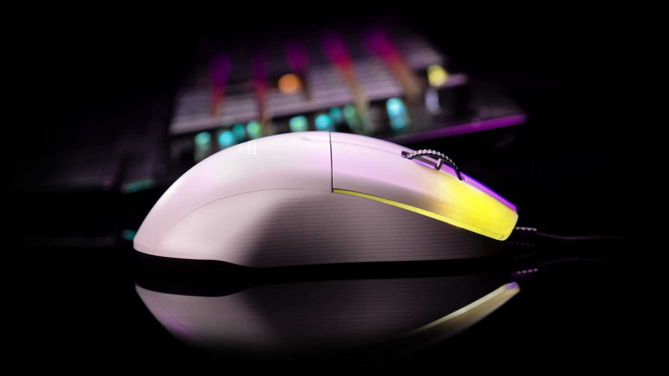 ROCCAT: announced the new series of Kone mice