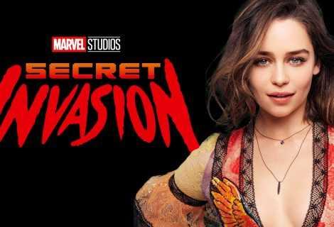 Secret Invasion: Emilia Clarke è nel cast della serie Marvel