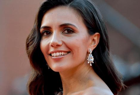 Venezia 78: Serena Rossi alla conduzione