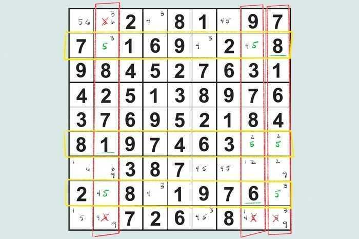 5 consigli per giocare meglio a Sudoku