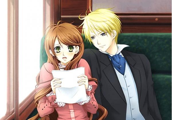 The Earl and The Fairy, di Tani Mizue   Anime e inchiostro