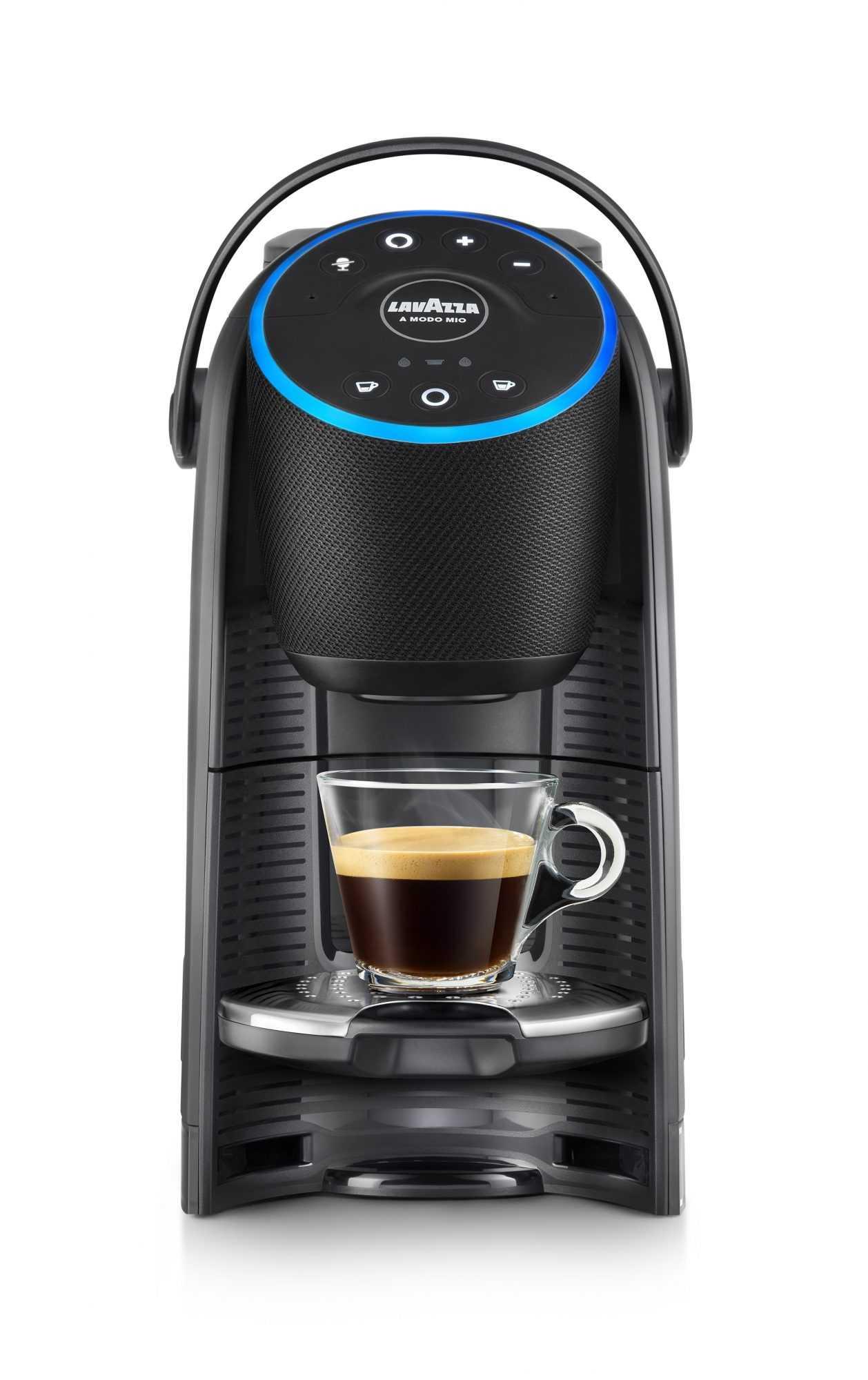 Lavazza A Modo Mio Voicy: Amazon Alexa fa anche il caffè!