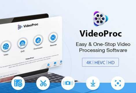 VideoProc: comprimere video in 4K in tutta facilità