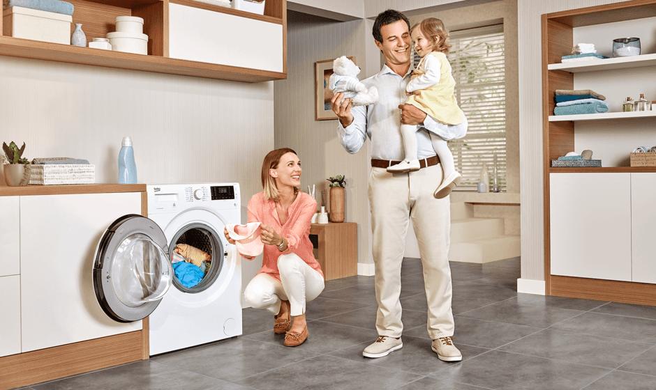 Lavasciuga Beko: una pulizia sempre più smart