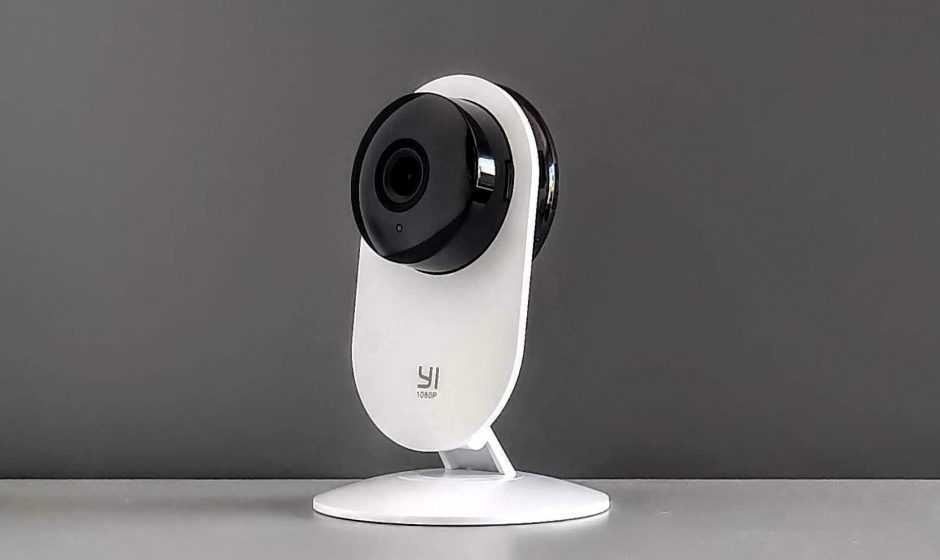 YI Home Camera 1080p: grande sconto di Pasqua