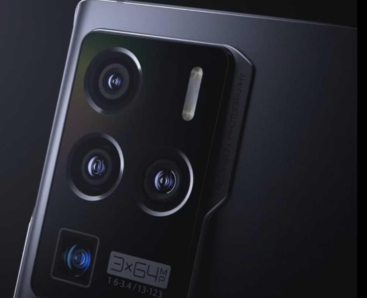 ZTE Axon 30 Pro+: annuncio in vista
