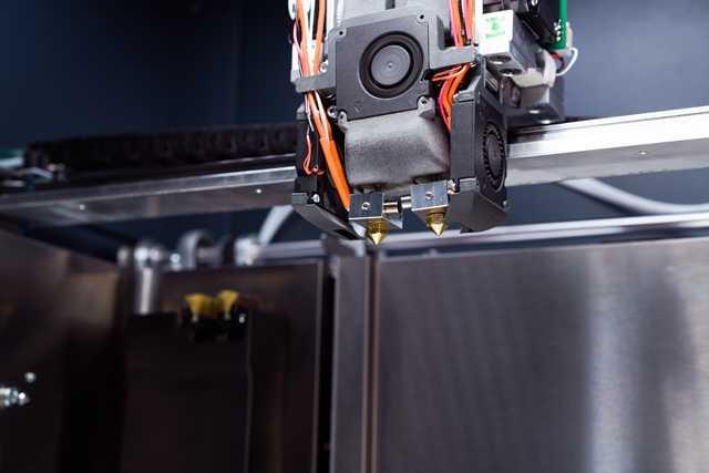 Zmorph i500: high performance 3D printer