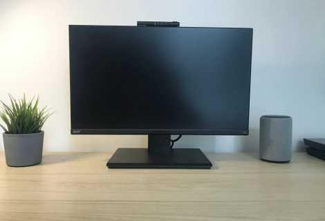 Recensione Acer B248Y: il monitor tuttofare per l'ufficio