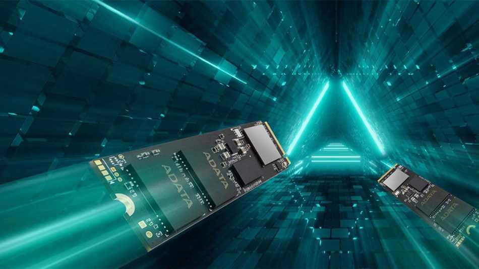 XPG: ecco l'SSD M.2 PCle Gammix S70 Blade