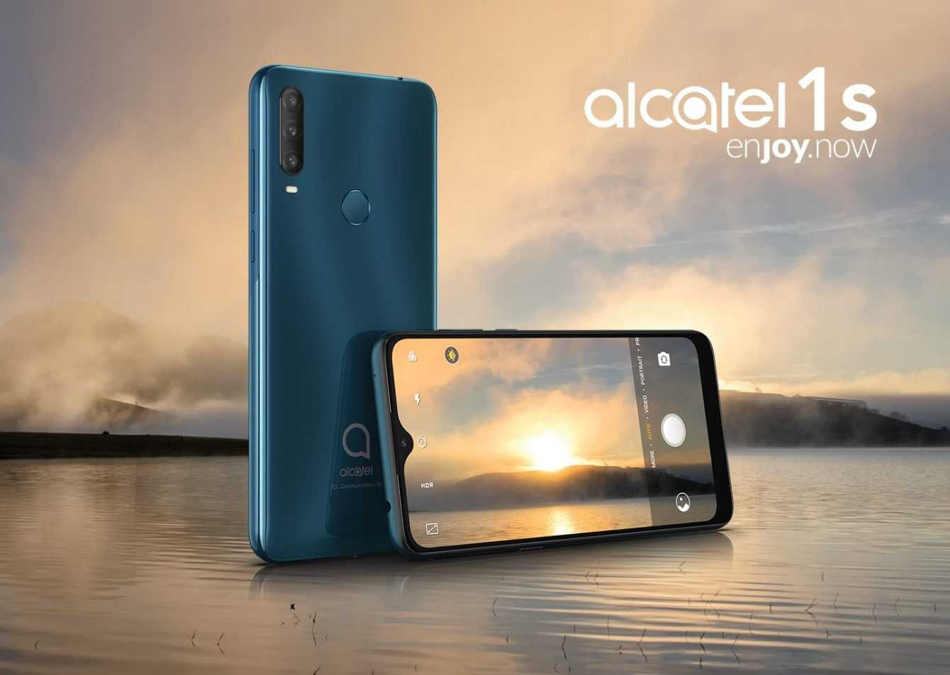 Alcatel 3L and 1S: available for the Italian market