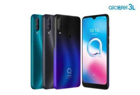 Alcatel 3L e 1S: disponibili per il mercato italiano