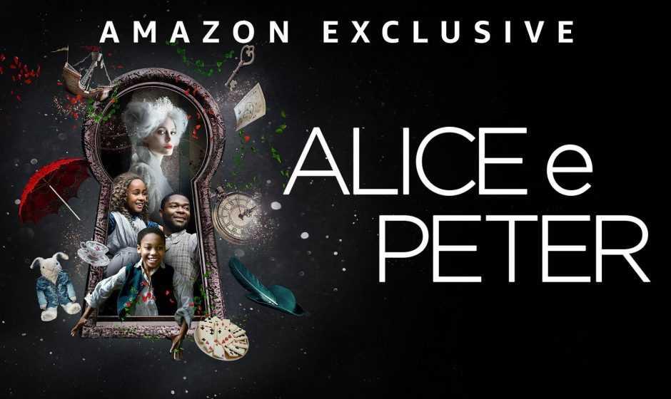 Recensione Alice e Peter: l'immaginazione limitata su Prime Video