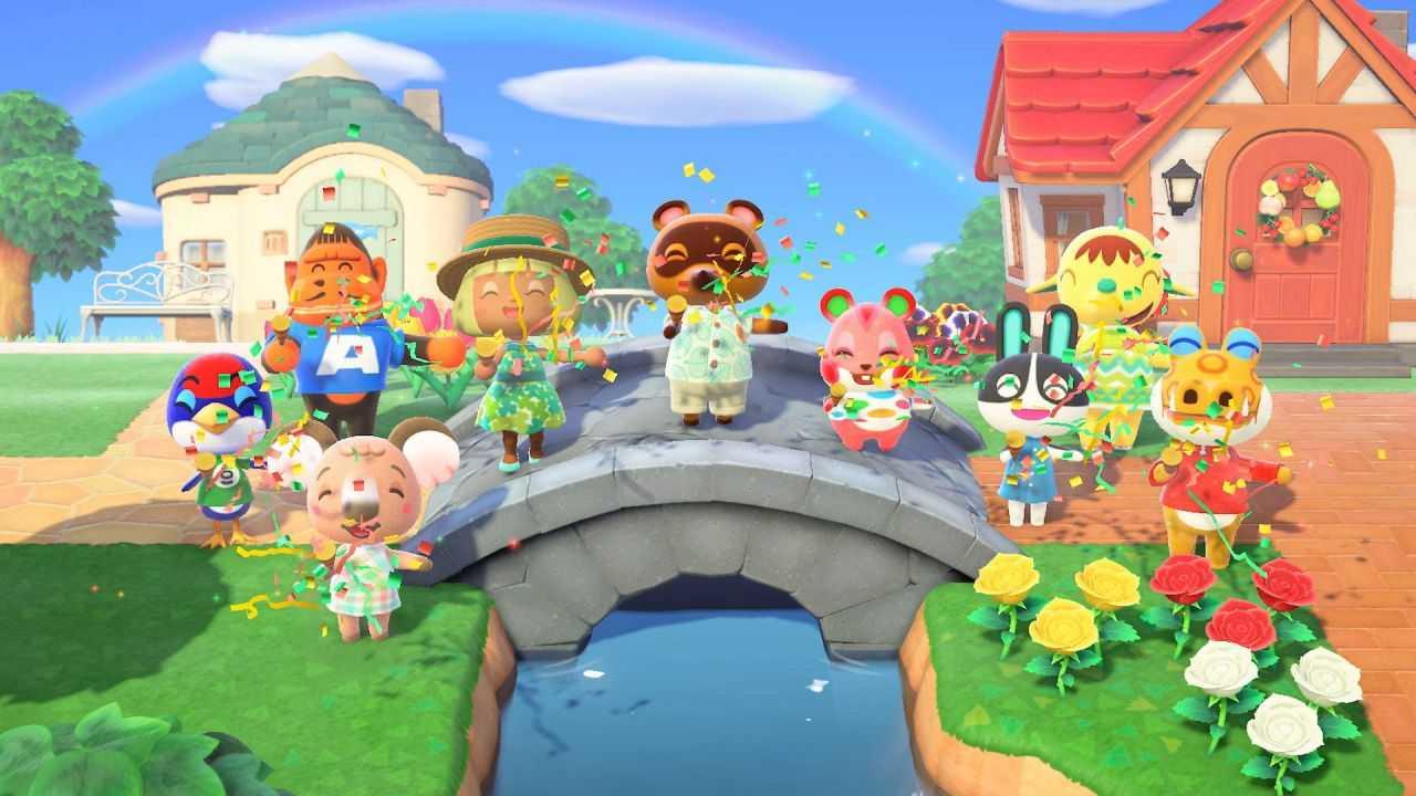 Animal Crossing New Horizons: il prossimo aggiornamento e il DLC sono in arrivo a breve