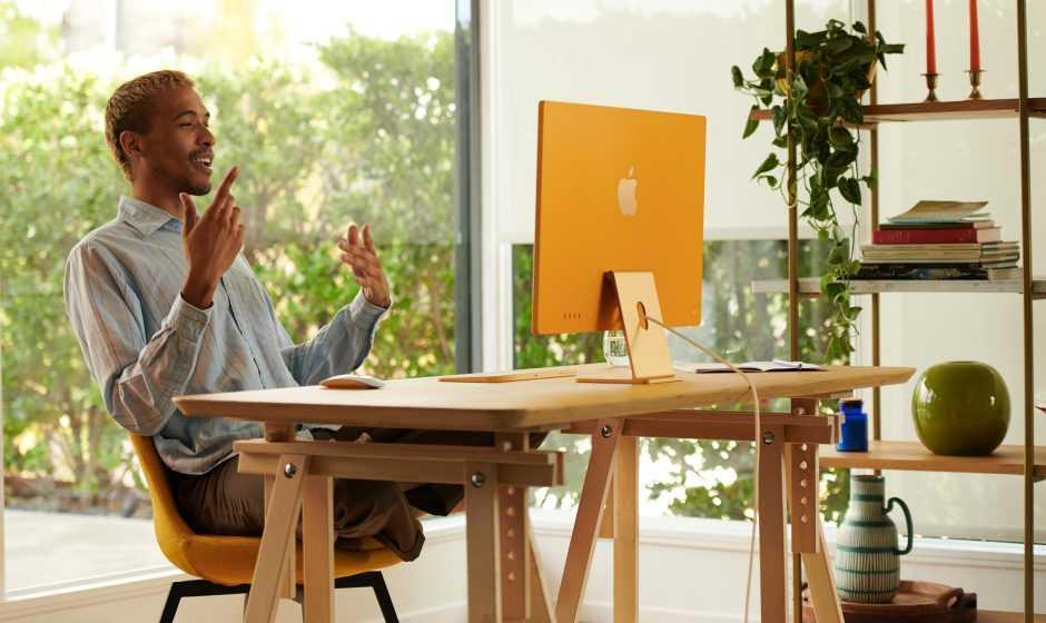 Apple iMac 2021: CPU Apple M1 e display Retina 4.5K