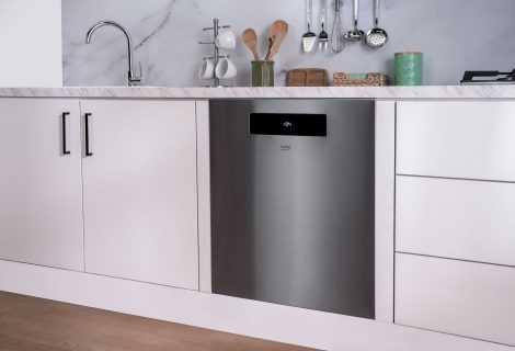 Lavastoviglie DIN59530AD di Beko: lavare i piatti è più semplice