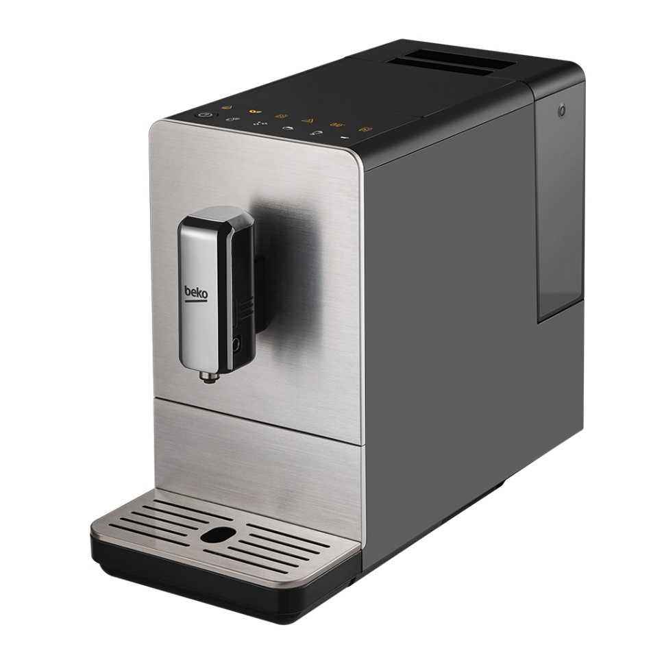 Beko CEG5331X: caffè espresso perfetto come al bar