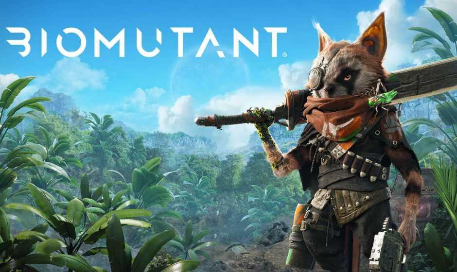 Biomutant: ecco come gira il gioco su PC, PS4 e Xbox One