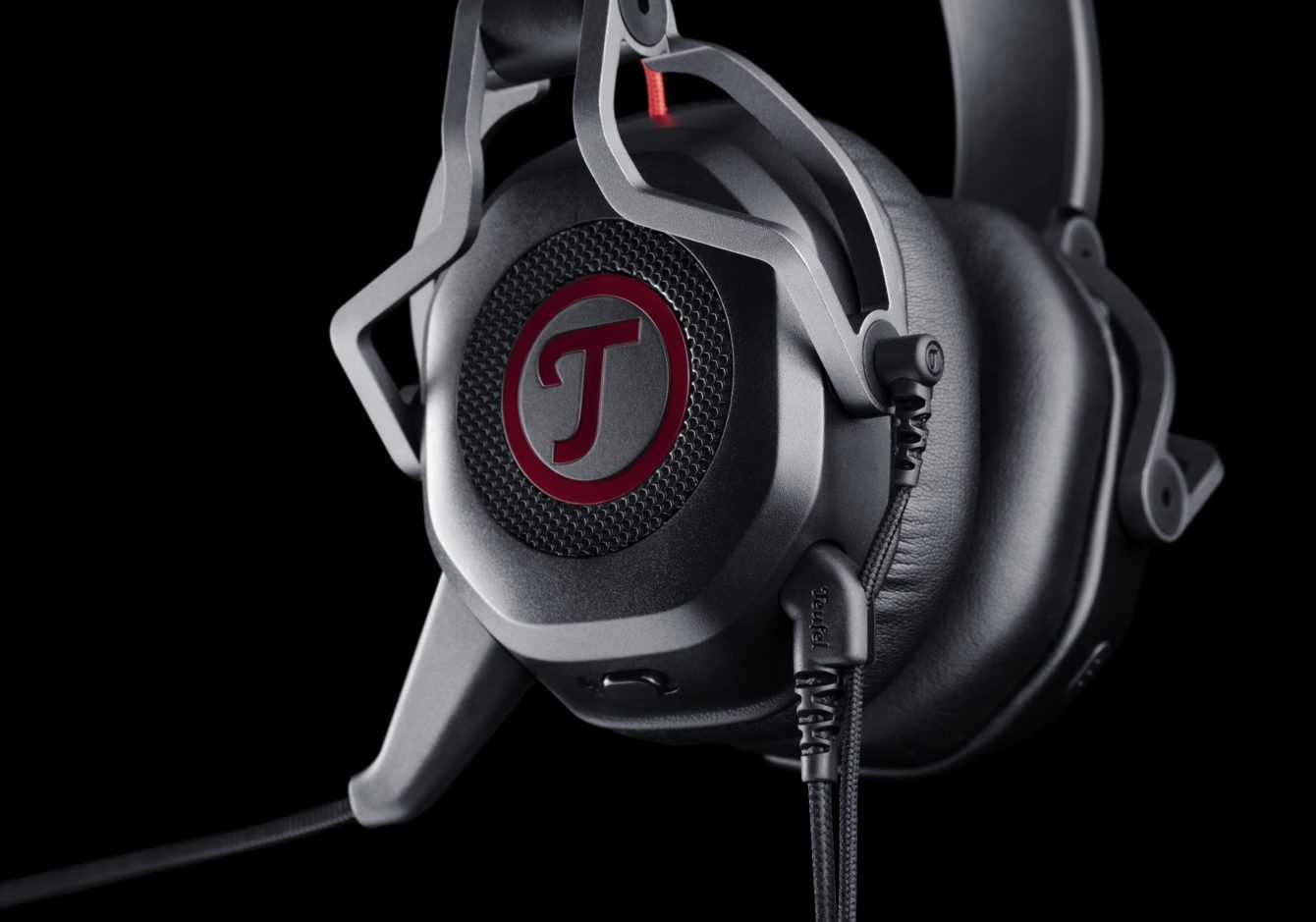 Teufel CAGE: l'headset da gaming per un suono Hi-Fi
