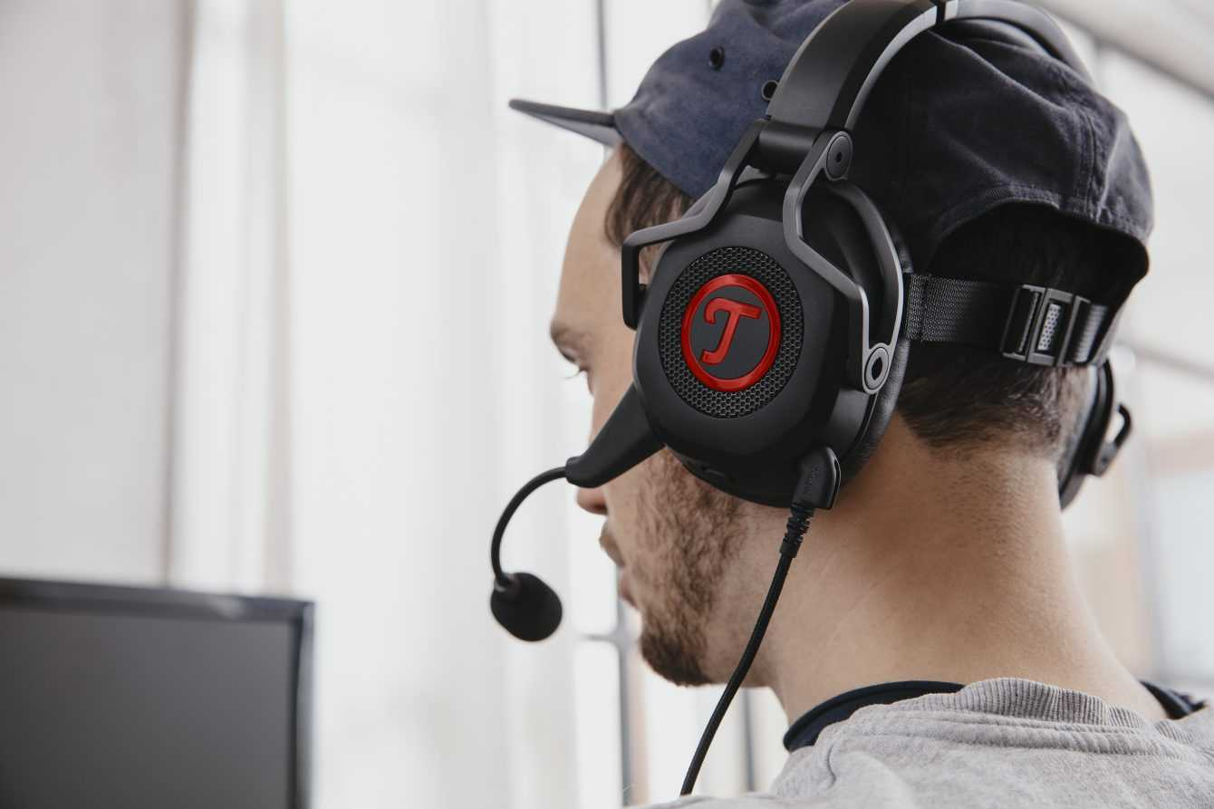 Teufel CAGE: the gaming headset for Hi-Fi sound