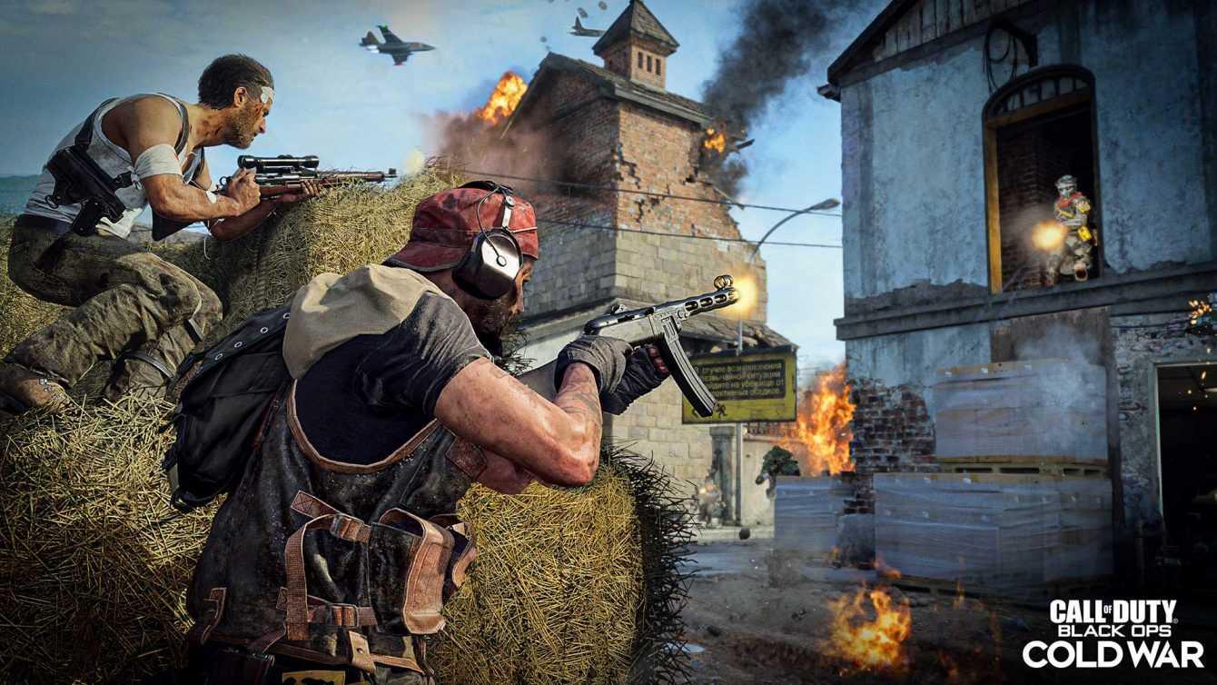 Bonus doppi XP su CoD Warzone e CoD Black Ops Cold War in arrivo