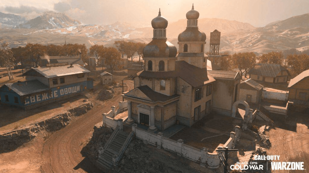 Call of Duty Warzone: here is the new Verdansk 1984 map!