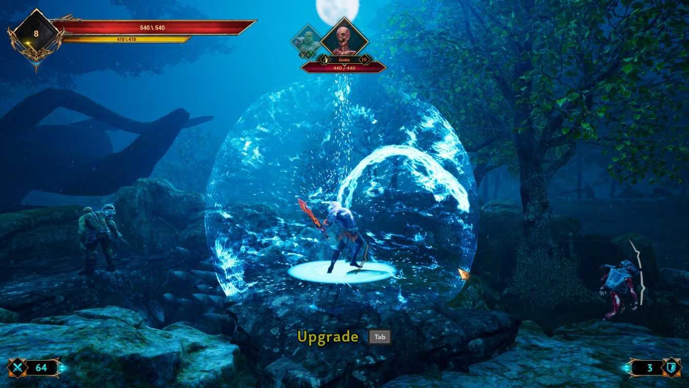 Recensione Demon Skin: Kratos, sei tu?