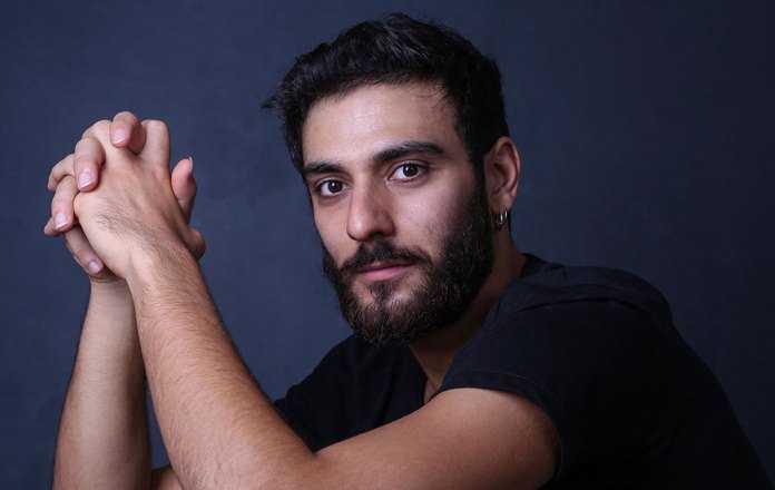 From Scratch: Eugenio Mastrandrea protagonista della serie Netflix
