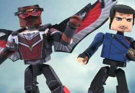 The Falcon and the Winter Soldier: Walgreens annuncia i Minimates
