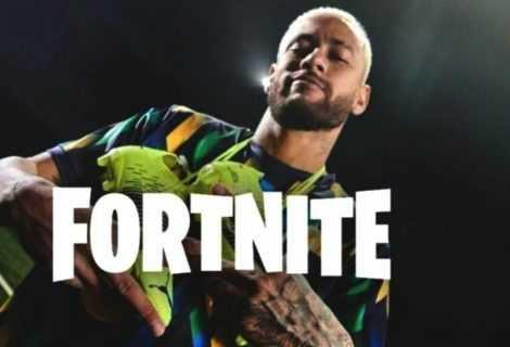Fortnite: un trailer anticipa l'arrivo di Neymar Jr