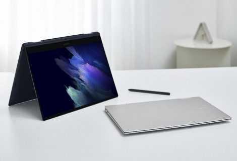 Intel e Samsung: ecco la nuova collaborazione con Galaxy Book Pro