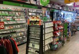 Dati di vendita britannici: risultati per i videogiochi fino a 17/10/21