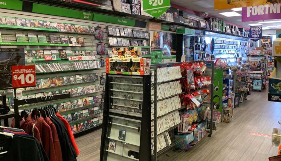Dati di vendita britannici: risultati per i videogiochi fino al 4/4/2021