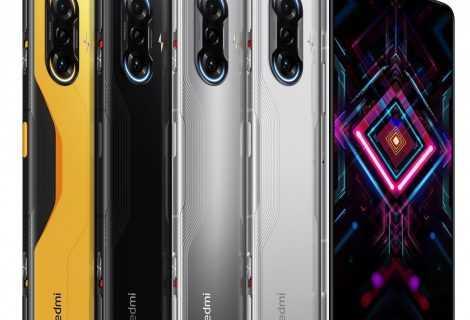Redmi K40 Gaming Edition: annuncio ufficiale