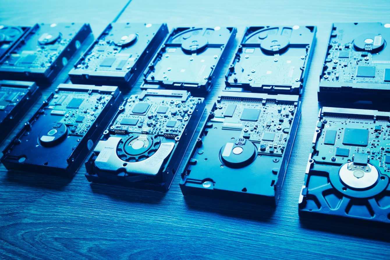 Mining criptovalute: possibile shortage di SSD e memorie?