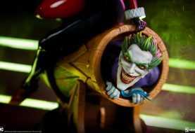 Joker e Harley Quinn: ecco il nuovo incredibile diorama!
