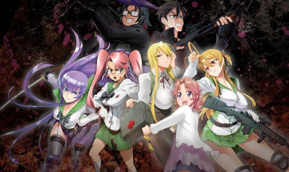 Highschool of the Dead, di Daisuke Satō | Anime e inchiostro