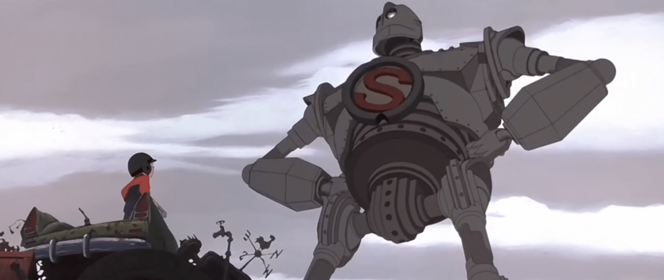 The Iron Giant |  The must-sees of animation