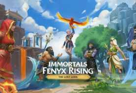 Immortals Fenyx Rising: data per il DLC The Lost Gods