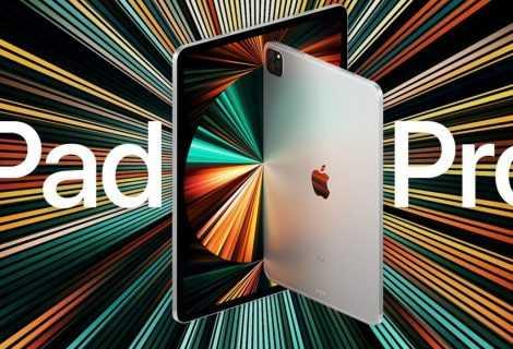 iPad Pro: annunciato nuovo modello con chip Apple M1