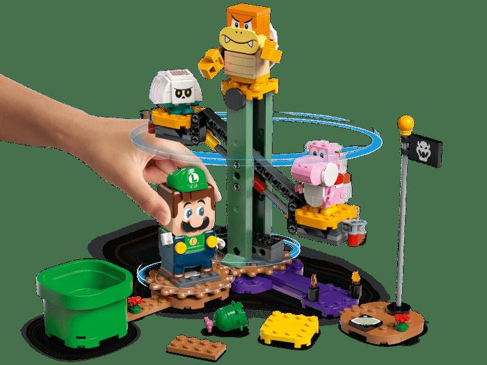 LEGO Super Mario: Luigi's Adventures Starter Pack announced
