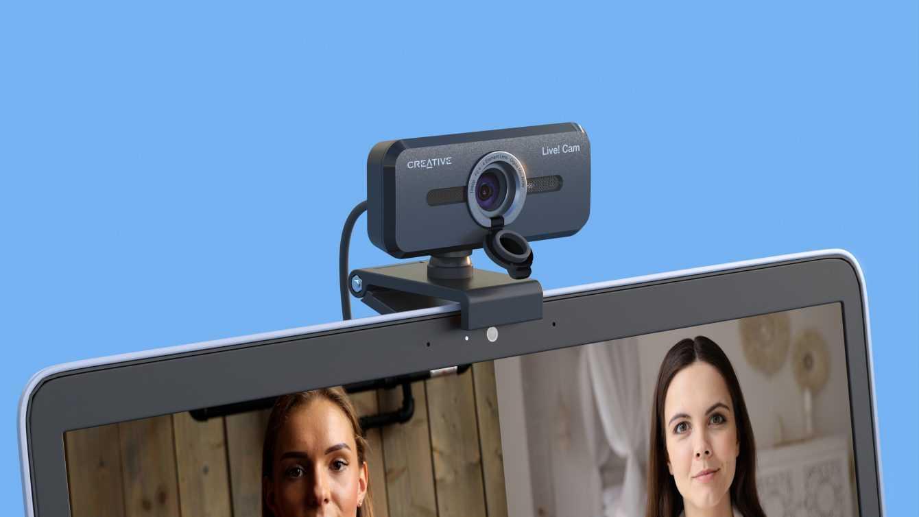 Creative annuncia la nuova Live Cam Sync 1080p V2