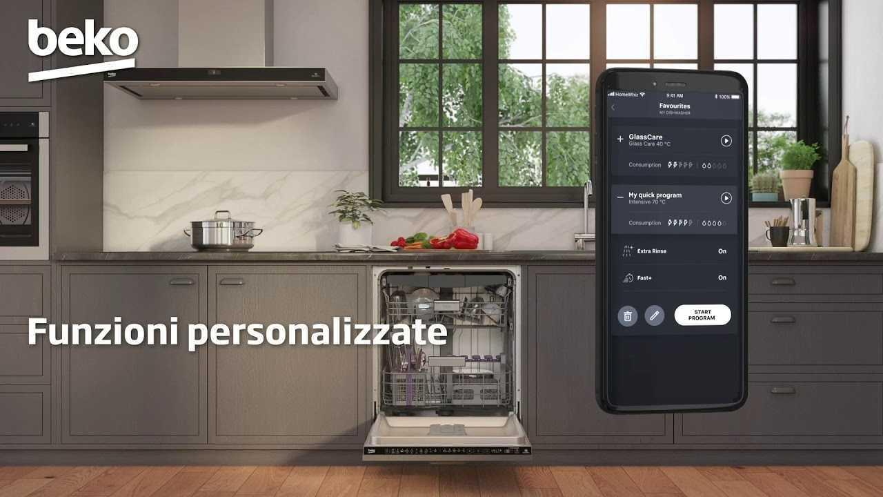 Beko HomeWitz: gli elettrodomestici diventano sempre più smart!
